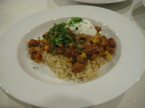 Chipotle chili with rice2