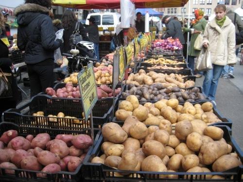 Union Square Farmer'sMarket