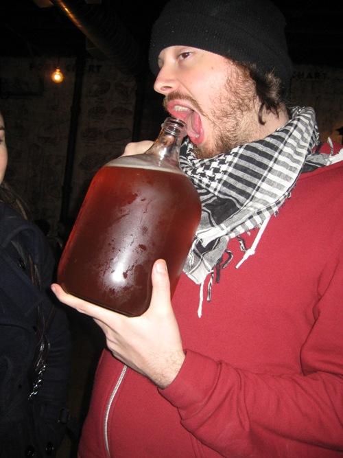 jug o beer