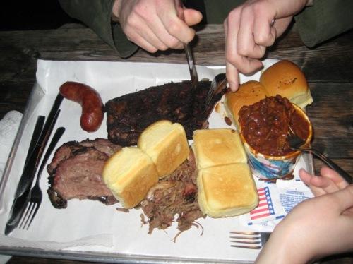tray o meat